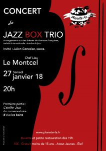 Le Jazz Box Trio